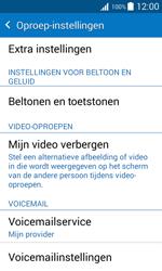 Samsung G388F Galaxy Xcover 3 - Voicemail - Handmatig instellen - Stap 7
