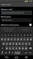 LG D955 G Flex - E-mail - Configuration manuelle - Étape 6