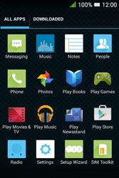 Alcatel Pixi 3 - 3.5 - SMS - Manual configuration - Step 3