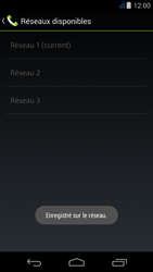 Acer Liquid Jade - Réseau - Utilisation à l