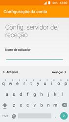 Alcatel Pop 3 - Email - Configurar a conta de Email -  13