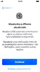 Apple iPhone SE - iOS 12 - Primeiros passos - Como ligar o telemóvel pela primeira vez -  26