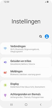 Samsung galaxy-s9-sm-g960f-android-pie - Buitenland - Internet in het buitenland - Stap 5