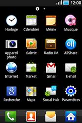 Samsung S5830 Galaxy Ace - Mms - Configuration manuelle - Étape 3