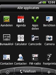 HTC A3333 Wildfire - SMS - handmatig instellen - Stap 3