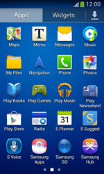 Samsung I8200 Galaxy SIII Mini Lite - Applications - Downloading applications - Step 3