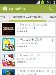 Samsung Galaxy Pocket Neo - Aplicações - Como pesquisar e instalar aplicações -  10