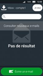 Doro 8031 - E-mails - Envoyer un e-mail - Étape 5