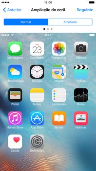 Apple iPhone 6s Plus - Primeiros passos - Como ligar o telemóvel pela primeira vez -  26