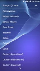 Sony Xperia E4g - Premiers pas - Créer un compte - Étape 4