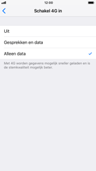 Apple iPhone 8 - iOS 12 - Bellen - bellen via 4G (VoLTE) - Stap 6