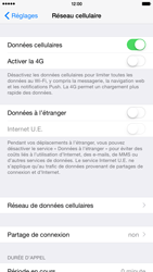Apple iPhone 6 Plus iOS 8 - Internet - Configuration manuelle - Étape 4