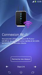Sony Xpéria M2 - Premiers pas - Créer un compte - Étape 5