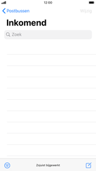 Apple iPhone 6s - iOS 13 - E-mail - e-mail versturen - Stap 2