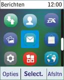 Nokia 113 - E-mail - Handmatig instellen - Stap 4