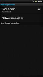 Sony LT22i Xperia P - Netwerk - Handmatig netwerk selecteren - Stap 10
