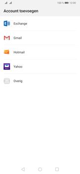 Huawei P30 - E-mail - Handmatig instellen (outlook) - Stap 5