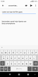 Sony xperia-xz2-compact-h8314-android-pie - E-mail - Bericht met attachment versturen - Stap 9