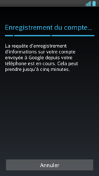 LG Optimus F6 - Premiers pas - Créer un compte - Étape 22