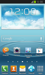 Samsung I9105P Galaxy S II Plus - Handleiding - download handleiding - Stap 1