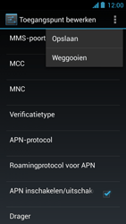 Acer Liquid Z5 - Internet - Handmatig instellen - Stap 19