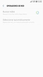 Samsung Galaxy J5 (2017) - Red - Seleccionar una red - Paso 9