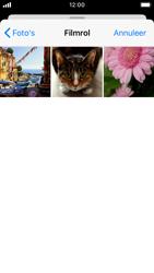 Apple iPhone SE - iOS 13 - E-mail - Bericht met attachment versturen - Stap 13