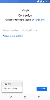 Nokia 5.1 - Applications - Créer un compte - Étape 6