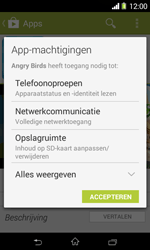 Sony Xperia E1 (D2005) - Applicaties - Downloaden - Stap 18