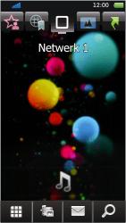 Sony Ericsson U1i Satio - Bellen - in het buitenland - Stap 11