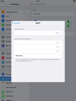 Apple iPad 4th generation iOS 7 - E-mail - e-mail instellen: IMAP (aanbevolen) - Stap 21