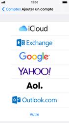 Apple iPhone SE - iOS 11 - E-mail - Configurer l