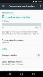 Motorola Moto G5 - Internet - Désactiver les données mobiles - Étape 7