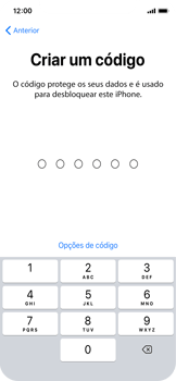 Apple iPhone X - Primeiros passos - Como ligar o telemóvel pela primeira vez -  12