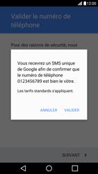LG LG G5 - Applications - Créer un compte - Étape 8