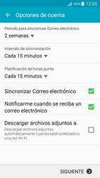 Samsung A500FU Galaxy A5 - E-mail - Configurar Yahoo! - Paso 8