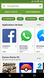 BlackBerry DTEK 50 - Applications - MyProximus - Étape 5