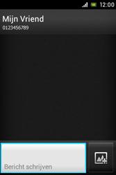 Sony ST21i Xperia Tipo - MMS - Afbeeldingen verzenden - Stap 7