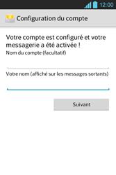 LG E610 Optimus L5 - E-mail - Configuration manuelle - Étape 17