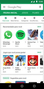 Motorola Moto G6 Play - Aplicativos - Como baixar aplicativos - Etapa 4