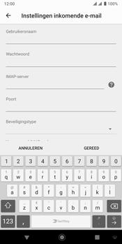 Sony xperia-xz3-dual-sim-model-h9438 - E-mail - Instellingen KPNMail controleren - Stap 11