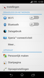 Sony D2203 Xperia E3 - Internet - Handmatig instellen - Stap 4