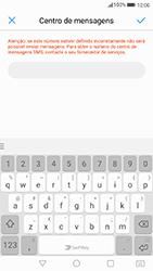 Huawei P8 Lite (2017) - SMS - Como configurar o centro de mensagens -  9