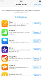 Apple iPhone 6 Plus - Applications - Créer un compte - Étape 3