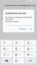 Samsung Galaxy A3 (2017) (A320) - Sécuriser votre mobile - Personnaliser le code PIN de votre carte SIM - Étape 9