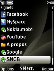 Nokia 6303 classic - Internet - navigation sur Internet - Étape 15