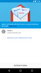 LG Google Nexus 5X - Email - Como configurar seu celular para receber e enviar e-mails - Etapa 27