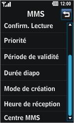 LG GD510 Pop - MMS - Configuration manuelle - Étape 15