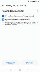 Honor 6A - E-mails - Ajouter ou modifier votre compte Outlook - Étape 8