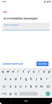 Nokia 9 - E-mail - Handmatig instellen - Stap 10